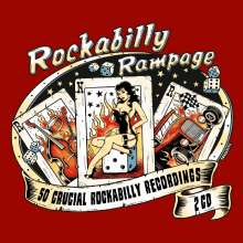 Rockabilly Rampage, 2 CDs