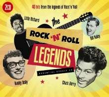 Rock'n'Roll Legends, 2 CDs