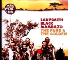 Ladysmith Black Mambazo: Pure & Golden: Essential Coll., 2 CDs