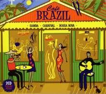 Cafe Brazil, 2 CDs
