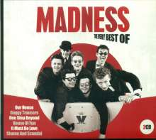 Madness: The Very Best Of Madness, 2 CDs