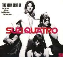 Suzi Quatro: The Very Best Of, 2 CDs