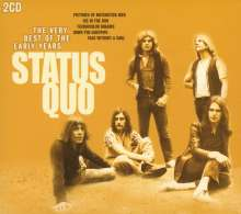 Status Quo: The Very Best Of The Early Years, 2 CDs