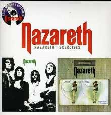 Nazareth: Nazareth/Exercises, CD