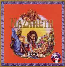 Nazareth: Rampant (Remastered + Bonustracks), CD