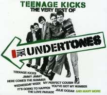 The Undertones: Teenage Kicks: Very Best Of, CD