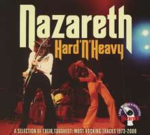 Nazareth: Hard 'N' Heavy: A Selection Of Their Toughest, Most Rocking Tracks, CD