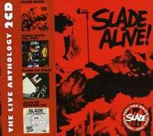 Slade: Slade Alive! The Live Anthology, 2 CDs