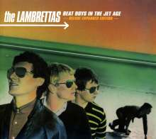 The Lambrettas: Beat Boys In The Jet Age (Deluxe Expanded Version), 2 CDs