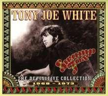 Tony Joe White: Swamp Fox: Definitive Collection 1968 - 1973, 2 CDs
