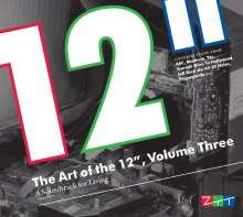 "The Art Of The 12"" Vol.3, 2 CDs"
