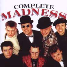 Madness: Complete Madness, CD