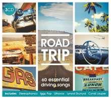 Roadtrip Vol.1, 3 CDs