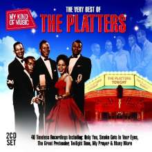 The Platters: My Kind Of Music: The Very Best Of The Platters, 2 CDs