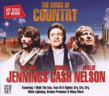 The Kings Of Country, 2 CDs