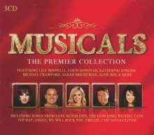 Musical: Musicals: The Premier Collection, 3 CDs