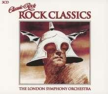 Classic Rock-Rock Classics, 3 CDs
