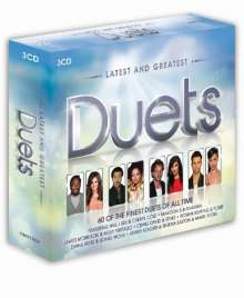 Latest & Greatest Duets, 3 CDs