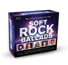 Latest & Greatest Soft Rock Ballads, 3 CDs