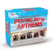 Driving Rock Anthems, 3 CDs