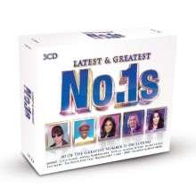 Latest & Greatest No. 1s, 3 CDs
