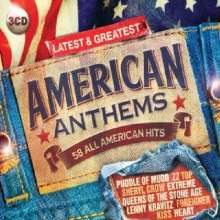 American Anthems Latest & Greatest, 3 CDs