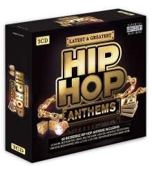 Hip Hop Anthems - Latest & Greatest, 3 CDs