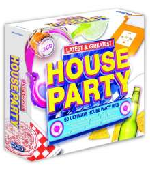 House Party - Latest & Greatest, 3 CDs