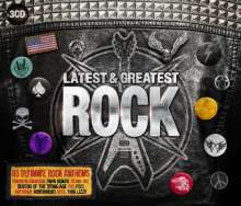 Rock - Latest & Greatest, 3 CDs