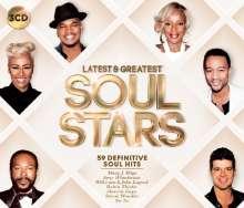 Soul Stars: Latest & Greatest, 3 CDs