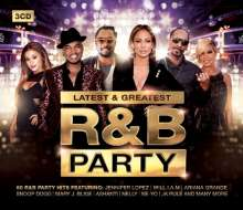 R&B Party:  Latest & Greatest, 3 CDs
