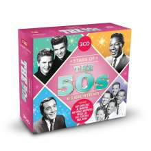 Stars Of The 50s, 3 CDs