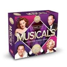 Musical: Stars Of Musicals, 3 CDs