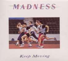 Madness: Keep Moving (Deluxe Edition), 2 CDs