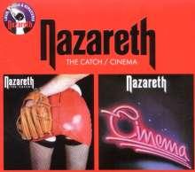Nazareth: The Catch / Cinema, 2 CDs