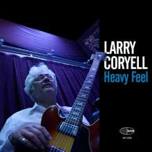 Larry Coryell (1943-2017): Heavy Feel, LP