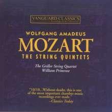 Wolfgang Amadeus Mozart (1756-1791): Streichquintette Nr.2-6, 2 CDs