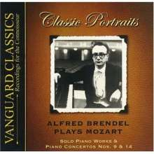 Alfred Brendel spielt Mozart, 2 CDs
