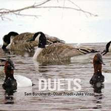 Sam Burckhardt: Duets, CD