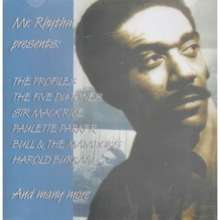Mr. Rhythm Presents, CD