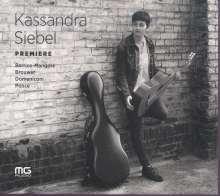 Kassandra Siebel - Premiere, CD
