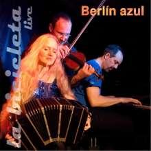 La Bicicleta: Berlin Azul, CD
