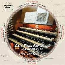 Grant Bräsler - Cape Town Experience, CD