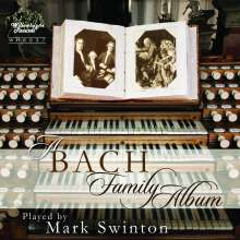 Mark Swinton - Bach Family Album, CD