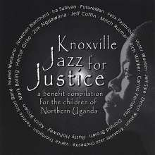 Knoxville Jazz For Justice: Benefit Compilation For The Ch, CD