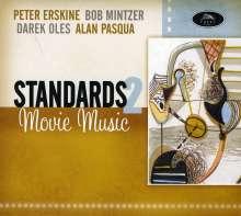 Erskine / Mintzer / Oles / Pasqua: Standards 2 - Movie Music, CD