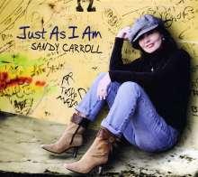 Sandy Carroll: Just As I Am, CD