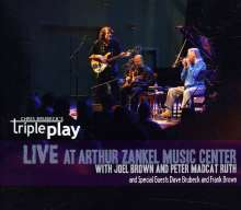 Chris Brubeck (geb. 1952): Live At Zankel Music Center 2011, CD