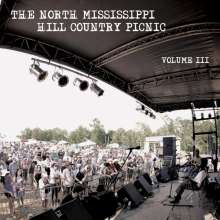 North Mississippi Hill Country Picnic 3 / Var: North Mississippi Hill Country Picnic 3 / Var, CD