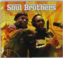 Otis Clay & Johnny Rawls: Soul Brothers, CD